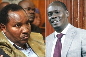 PUNJAB DERBY RESULTS: Waititu handed certificate as he FLOORS Kabogo with HUGE margin