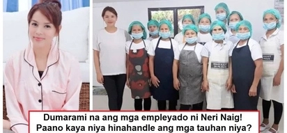 Level-up na siya! Neri Naig shows off her growing number of employees & explains how she takes care of them