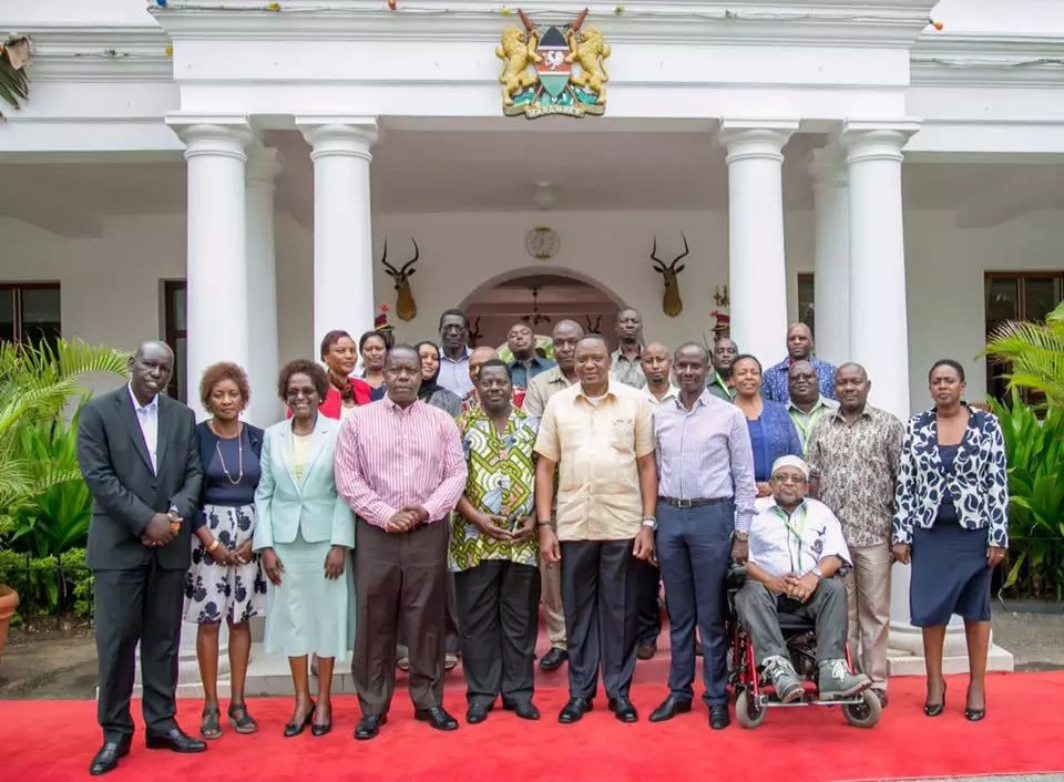 Uhuru shifts goals in free secondary education pledge