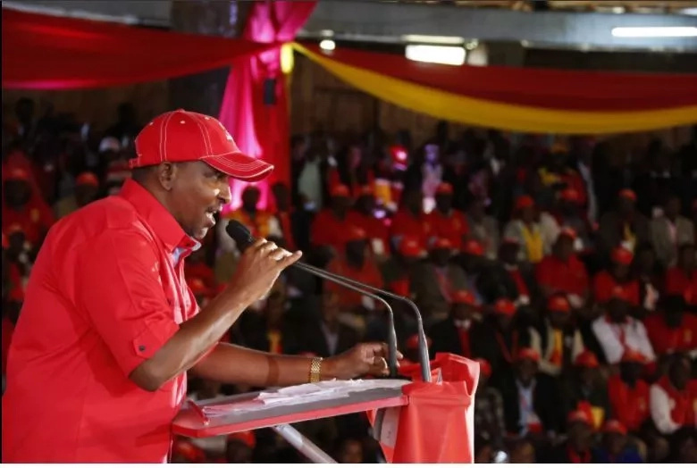 Arrest Raila Odinga - Jubilee leaders demand