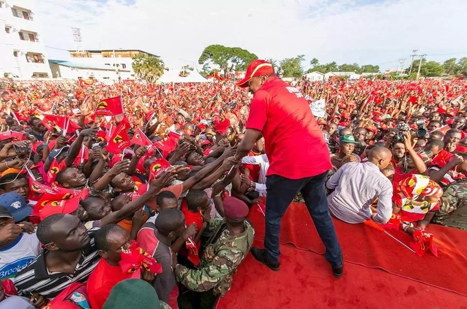 Jubilee itashinda uchaguzi hata jamii ya Wakamba isipotupigia kura- Uhuru