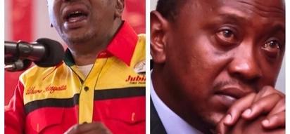 Kitendo hiki cha kipekee cha Rais Uhuru kimevutia wengi Kisii (video)