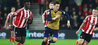 Wanyama And Co. Humiliate Arsenal As Man Utd Is Battered By Stoke City