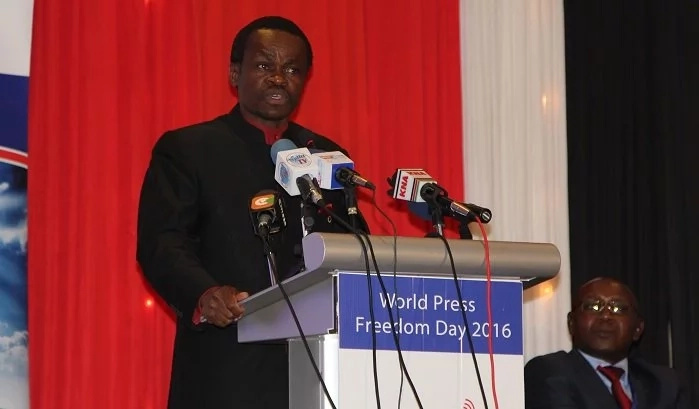 Police deployed to PLO Lumumba's Siaya home after he defended Uhuru in NASA petition