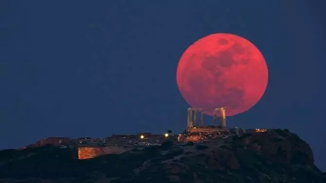 Isa ka ba sa nanood? 16 million people thought they were watching the actual live stream video of super blue blood moon