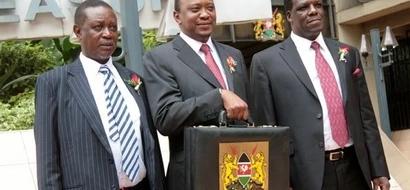 Raila's Brother, Oburu, Defends President Uhuru Kenyatta On Corruption