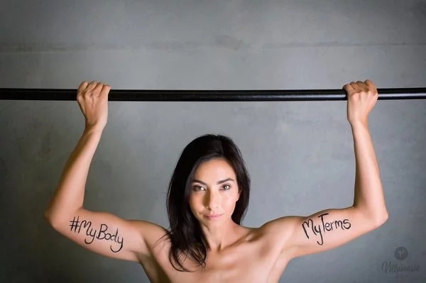 Nude Men And Women Start #MyBodyMyTerms Campaign