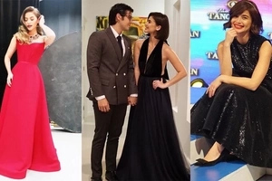 7 breathtaking gowns that made Anne Curtis look like a queen