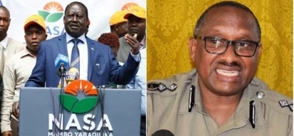NASA turns the tables on Nairobi's Police boss after he banned their memorial function