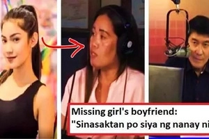 Pinay mom accused Viva Artist Agency of taking her daughter! But the girl revealed why she's hiding from her mom: 'Yung kutsilyo tinutok niya sa akin'