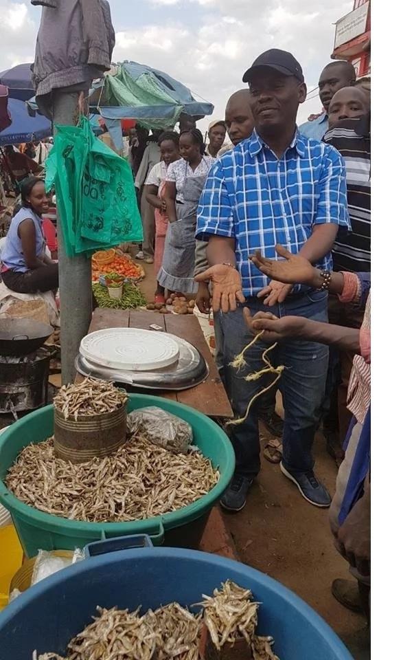 Picha zinazoonyesha mbinu mpya ya William Kabogo kutetea kiti chake cha ugavana