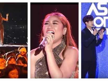 Morissette Amon stuns foreigners with her awesome performance at 2017 Asia Song Festival in South Korea