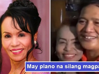 May asim pa! Mommy Dionisia at nobyong si Michael Yamson, handa nang magpakasal