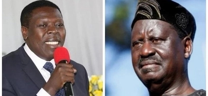 Raila amtaka waziri Eugene Wamalwa amuite Mheshimiwa 'rais'
