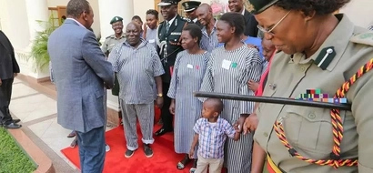 Mfungwa aliyeachiliwa huru amfanya Rais Kenyatta 'kujuta' kufanya hivyo