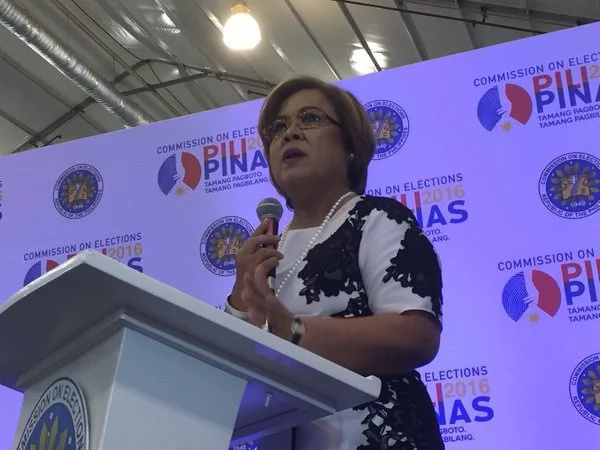 Pantaleon to probe into De Lima's term as DOJ Secretary