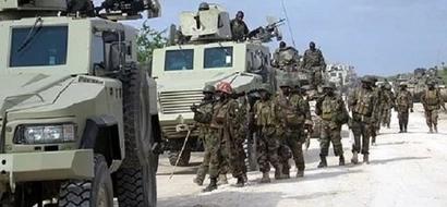 Soldiers' DAMAGING strike catches al-Shabaab unawares