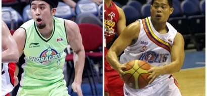 Which PBA players were traded between Phoenix and Meralco?