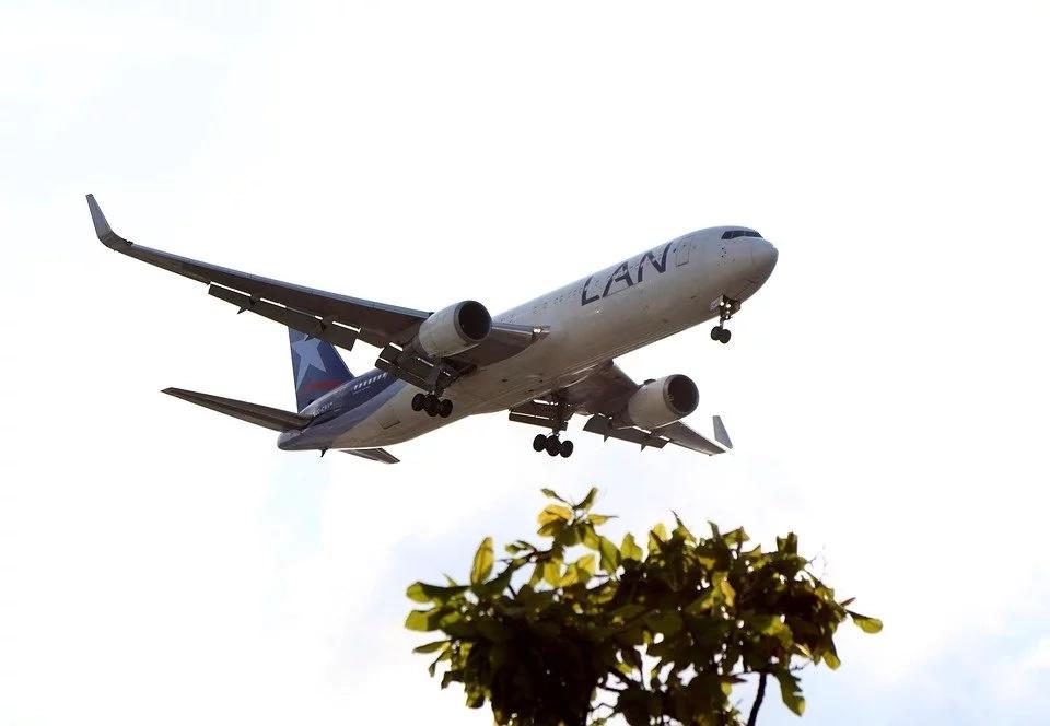 En 2016, van 17,1 millones de pasajeros de avión en Colombia
