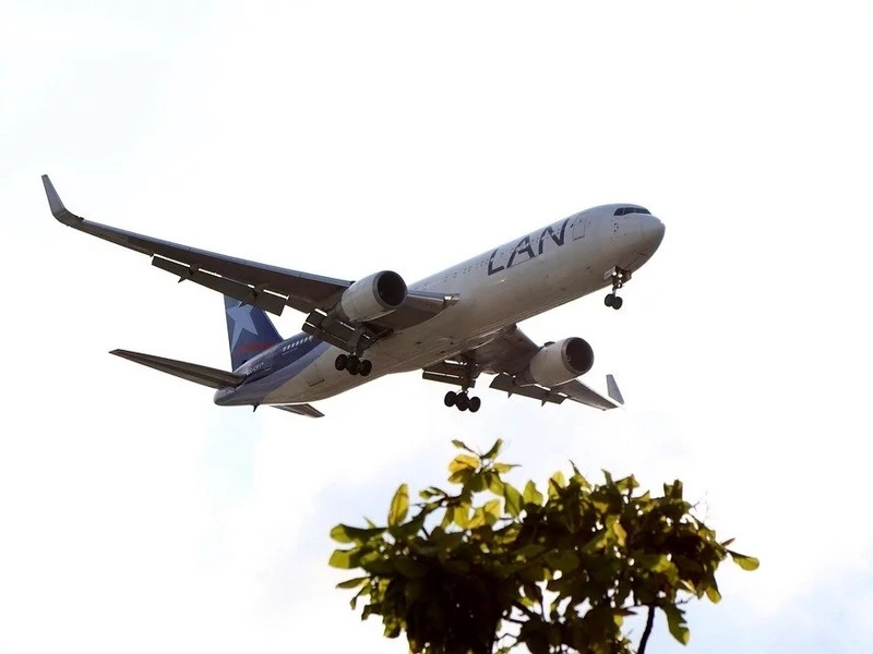 17,1 millones de personas han viajado en avión durante este año en Colombia