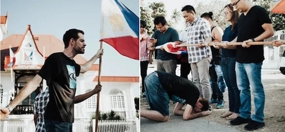 Spaniard asks forgiveness from Filipinos for his ancestors' mistakes