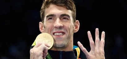4 straight wins and 22nd gold medal: Michael Phelps breaks record