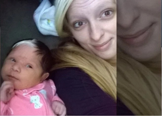 Drug Mother Fell On 1-Month Old Baby, Baby Hadn't ANY CHANCE To Survive