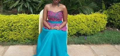 Former Tahidi High's Tanya reveals too much flesh in a skimpy dress (photos)