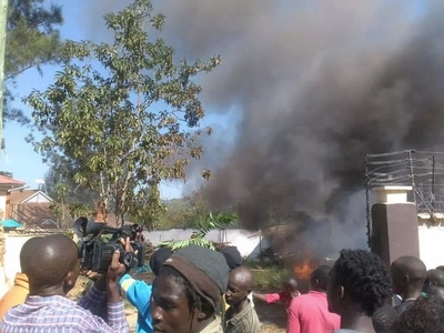 Shocking! KCSE candidate kills uncle but what followed next has shocked the whole Nation