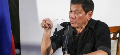 VIDEO: Duterte expresses condemnation to France attack
