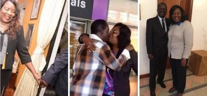 9 jaw-dropping photos of Raila and his wife that prove love matures with age