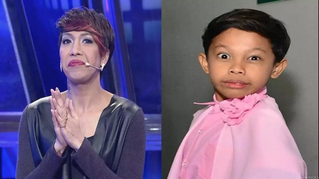 Aura challenges Vice Ganda during thanksgiving concert in Araneta
