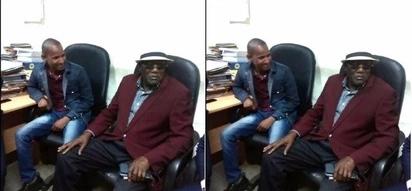 Wakili James Orengo azuiliwa kumwona Babu Owino katika kituo cha polisi