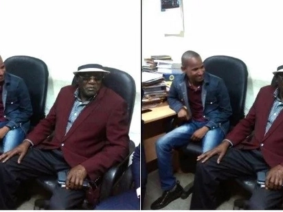 Orengo locked out police station as Babu Owino spends night in police cells