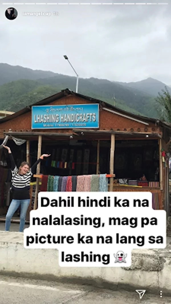 Angelica Panganiban posts photo which many believe throws shade at JLC