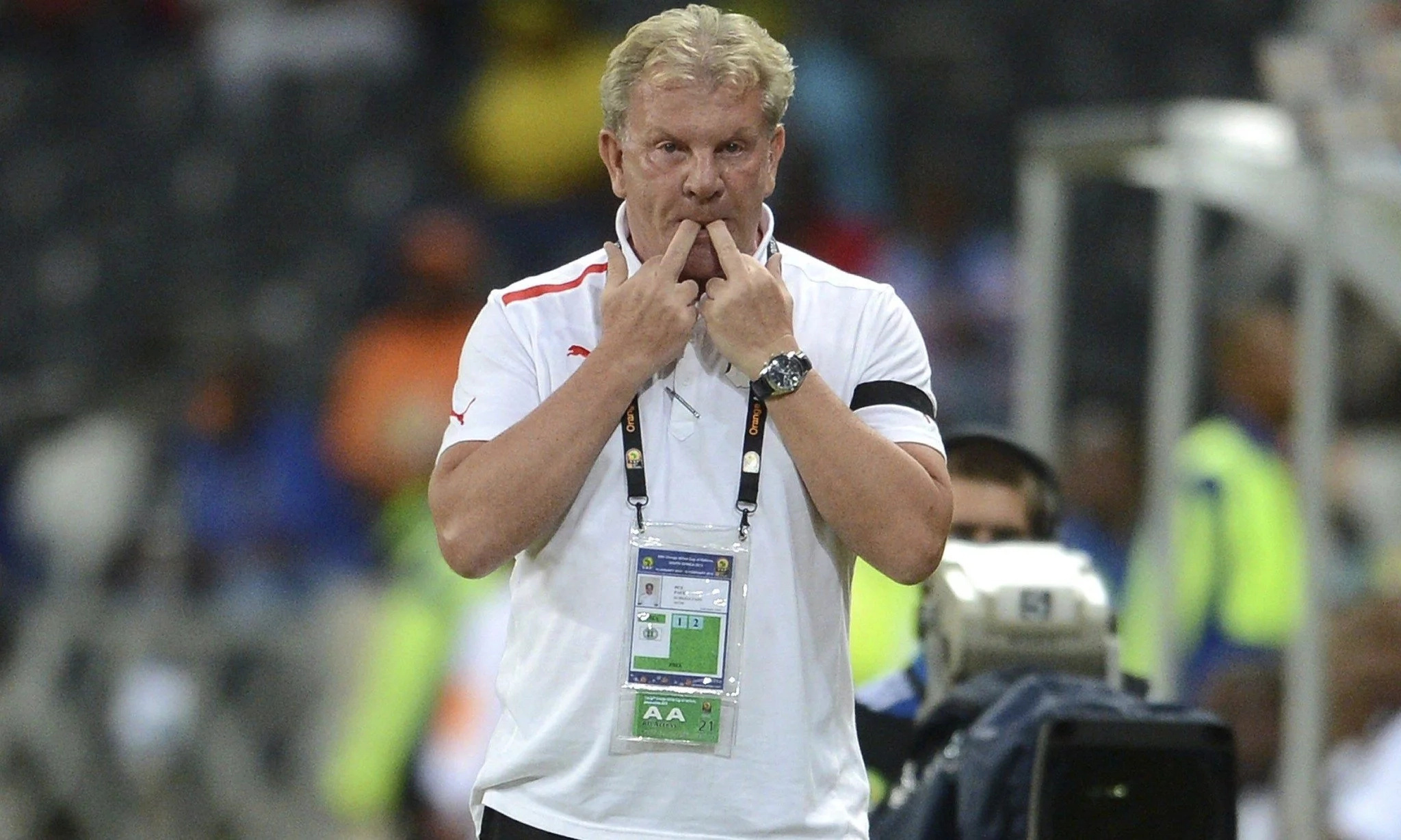 Who is this man Paul Put, Harambee Stars' new Head Coach?