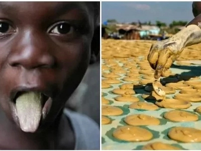 Heartbreaking! Man saw kids eating cookies then he learned what they were made of (photos, video)