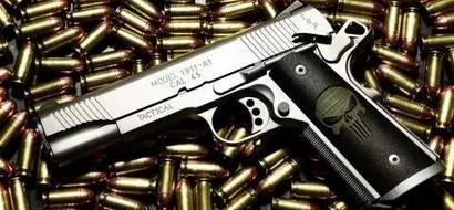 Notorious Jubilee MP assaults foreign woman with a gun, details
