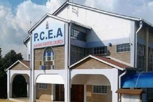 University students arrested inside PCEA church