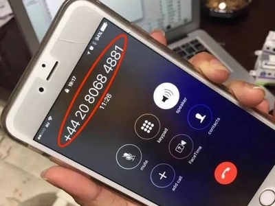 This netizen got a message to call this mysterious number, only to find out that it was a scam!