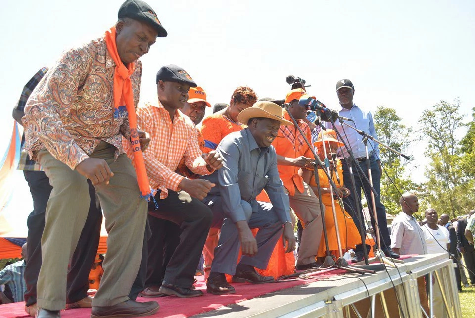 Raila party to get KSh1 billion from the government