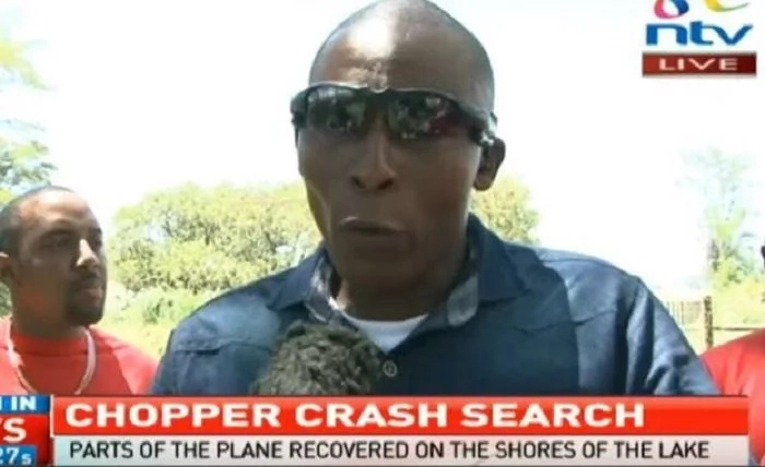 Police arrest super eye-witnesser Dennis Ngengi in Naivasha