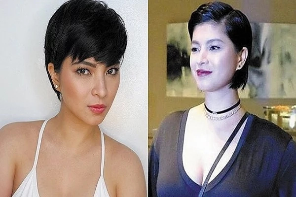 Angel Locsin responds to netizen who criticized her short hair