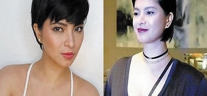 Angel Locsin has the best response to a netizen who said her new hairstyle is ugly