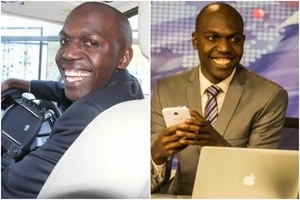 NTV's Larry Madowo humiliates a fan in an epic Tweef (Evidence)