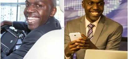 NTV's Larry Madowo humiliates a fan in an epic Tweef (Evidence)