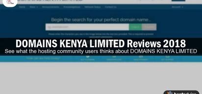 Complete Review of Domains Kenya LTD