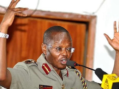 He is a puppet and 10 other unforgiving remarks from Kenyans against police boss, Boinett