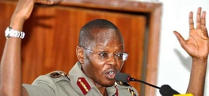 Kenyans left frustrated with IG Boinnet's ridiculous answers on police brutality