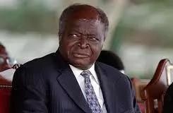 What Kibaki's grandson said about Kibaki as he celebrates his 85th birthday